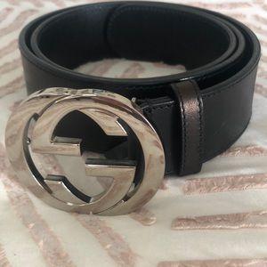 Gucci Chocolate Brown Belt